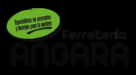 Logotipo ferreteria Angara