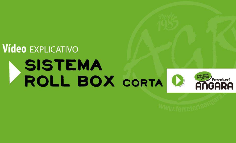 ferreteria angara video sistema roll box